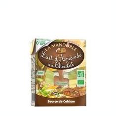 Lapte de Migdale cu Ciocolata Bio La Mandorle 200ml Cod: 3760030725126