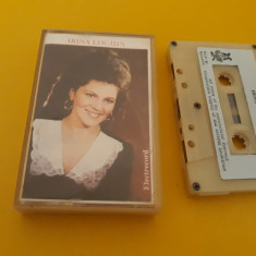 CASETA AUDIO ELECTRECORD IRINA LOGHIN-DESCHIDE,GROPARE,MORMANTUL STARE FB