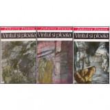 Vantul si ploaia : vol. I Vulpea, vol. II Frigul, vol. III Roza, Zaharia Stancu
