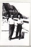 Bnk foto - Barajul Vidraru - - 1966, Alb-Negru, Cladiri, Romania de la 1950