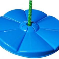 Leagan suspendabil Tupiko rotund, albastru