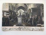 Carte postala veche vedere Turcia Constantinople, Grand Bazar 1905, circulata
