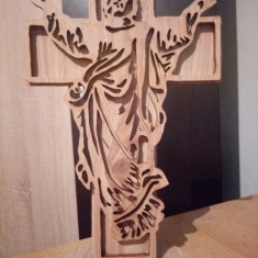 """crucifix """"Isus hristos"""""""