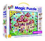 Magic Puzzle - Palatul zanelor (50 piese) PlayLearn Toys, Galt