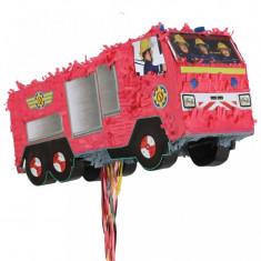 Pinata Party Pompierul Sam 49.8 x 20.5 x 16.8 cm