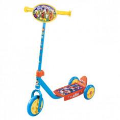Trotineta  scooter cu licenta Disney Clubul lui Mikey Mouse