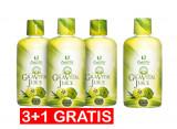Pachet promotional Suc de graviola si aloe vera organice supliment alimentar antiviral 3+1 GRATIS 4x473 ml