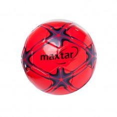 Cumpara ieftin Mini Minge Soccer Maxtar, 140 - 160 g, rosu