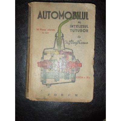 AUTOMOBILUL PE INTELESUL TUTUROR - VIRGIL COMAN foto