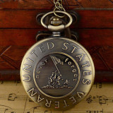 Ceas de buzunar (quartz) - 2