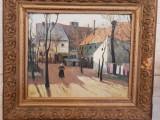 Mare tablou Austriac, Natura, Ulei, Altul