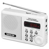 Radio Sencor SRD 215 W White