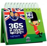 Calendar - 365 de cuvinte englezesti ilustrate (7-9 ani) |