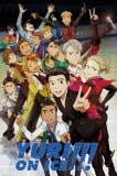 Poster maxi - Yuri on Ice Characters | GB Eye