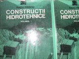 CONSTRUCTII HIDROTEHNICE VOL. I SI II R. PRISCU