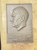 Placheta WWII Adolf Hitler, Europa