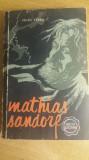 RWX 75 - MATHIAS SANDORF - JULES VERNE - EDITIE 1957