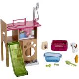 Accesorii papusa Barbie - Set Mobilier si accesorii animalute, DVX50