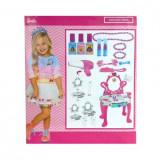 Cumpara ieftin Barbie set masuta de toaleta