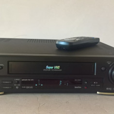 Video Recorder JVC HR-S7611 VHS/S-VHS