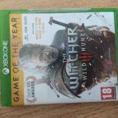Wither 3 GOTY Xbox One
