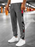 Pantaloni de trening grafit Bolf JX1022