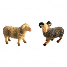Set 2 figurine Oita si berbec National Geographic, 3 ani+