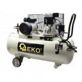 Compresor 100L, tip Z BIG, 2kW, 390l/min, GEKO G80303