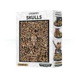 Decoratiuni Baze Miniaturi, Citadel Skulls, 340buc