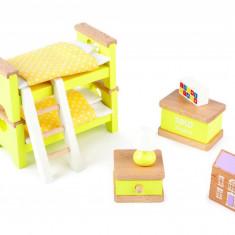 Tidlo Mobilier pentru casuta papusii - Dormitor