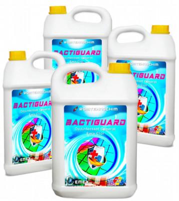 Dezinfectantul Biocid  Emex Bactiguard , fara clor, Pachet 20 Litri foto