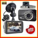 Camera  Auto Video,Dubla, HD,  cu Filmare  pe timp de Noapte Real