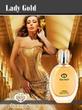 Parfum femei - Lady Gold - 50 ml - Gold Touch 530 - NOU, Sigilat