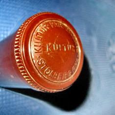 4660-I-Kultur Parfumerie Stolbergrhl-cutie bachelita veche de colectie.