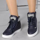 Pantofi sport dama Kibbe navy