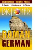 Dictionar roman - german | E. Savin, I. Lazarescu, K. Tantu