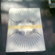 TRATAT DE PROGRAMAREA CALCULATOARELOR - KNUTH D.E. VOL.I - ALGORITMI FUNDAMENTALI
