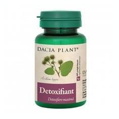 Detoxifiant Dacia Plant 60cpr Cod: 11723
