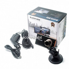 Camera Video Auto HD Senzor Miscare Modul Parcare Black Box FHD1080P