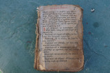 Carte religioasa,acatiste,tiparita la inceputul anilor 1800.