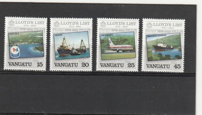 Transporturi ,navigatie ,catastrofe ,Lloyds ,Vanuatu