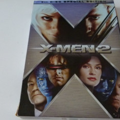 X men 2, DVD, Engleza