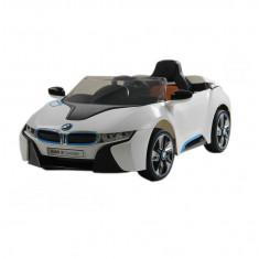 Masinuta electrica BMW I8, alb