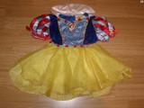 Costum carnaval serbare alba ca zapada pentru copii de 1-2 ani 12-18 luni, Din imagine