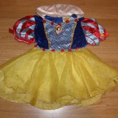 costum carnaval serbare alba ca zapada pentru copii de 1-2 ani 12-18 luni