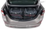 FORD MONDEO LIMOUSINE 2014+ CAR BAGS SET 5 PCS