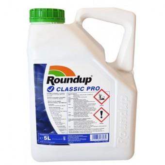 Erbicid - Roundup classic pro 5 l