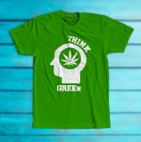 "Tricou ""Think green"""