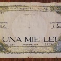 Romania 1000 lei 1941