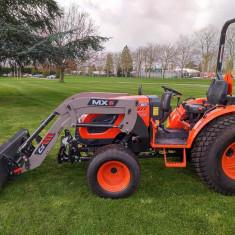 Tractor nou, 4x4 de 28CP, Kioti CK2810M